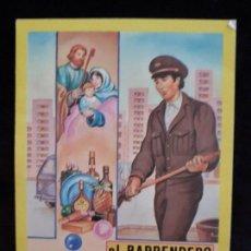 Coleccionismo de carteles: EL BARRENDERO. FELIZ NAVIDAD. ED. VIKINGO. Lote 120908775
