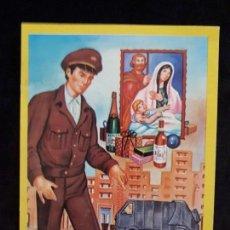 Coleccionismo de carteles: EL BARRENDERO. FELICES PASCUAS. ED. VIKINGO. Lote 120908987