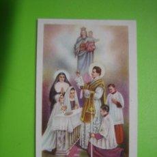 Collectionnisme d'affiches: ANTIGUA ESTAMPA RELIGIOSA. Lote 121187979