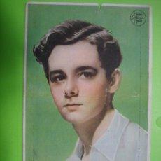 Coleccionismo de carteles: 11 PROGRAMA DE CINE. BARTHOLOMEW. CINE IDEAL. Lote 125446115