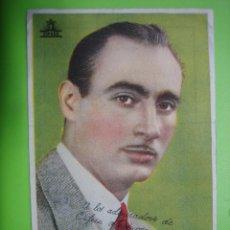 Coleccionismo de carteles: 11 PROGRAMA DE CINE.ALFREDO MAYO. CINE VICTORIA. Lote 125449255