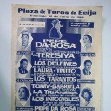 Coleccionismo de carteles: PROGRAMA DE TEATRO. . Lote 127153627