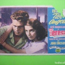 Coleccionismo de carteles: PROGRAMA DE CINE. CINE ESPAÑA. Lote 127961967