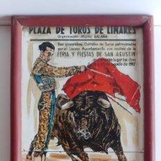 Coleccionismo de carteles: CARTEL DE TOROS VINTAGE 1947. Lote 128575268