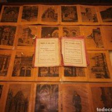 Coleccionismo de carteles: RECUERDO DE SALAMANCA. EL ESTADO ES EL QUE SE APRECIA EN LAS FOTOGRAFIAS. Lote 132032006