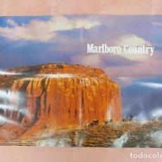Coleccionismo de carteles: POSTER . MARLBORO COUNTRY. Lote 133865298