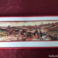 Coleccionismo de carteles: CUADRO DE JEREZ. Lote 138137794