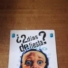 Coleccionismo de carteles: ANTIGUA POSTAL DISCOTECA METRO 1995. Lote 140244022