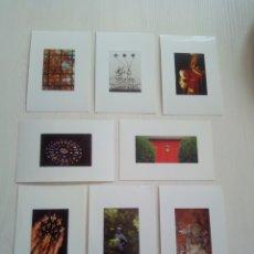 Coleccionismo de carteles: SERIES BURGOS CIUDAD JAVIER GONZALEZ CONTRERAS. Lote 142312093