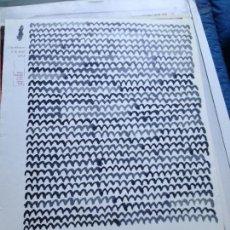 Coleccionismo de carteles: HERNANDEZ-PIJUAN. Lote 142682606