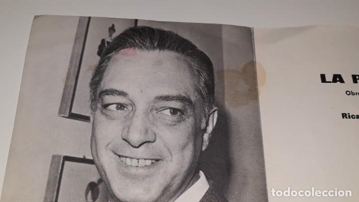 Coleccionismo de carteles: ANTIGUO PROGRAMA DE TEATRO COMPAÑIA DE COMEDIAS JOSE MARIN RODERO - LA PEREZA - ALICANTE AÑO 1971 - Foto 5 - 144923858