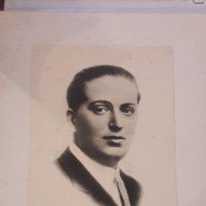 Coleccionismo de carteles: CALVO SOTELO RETRATO OFICIAL MARIN SAN SEBASTIAN 40X28. Lote 145157230