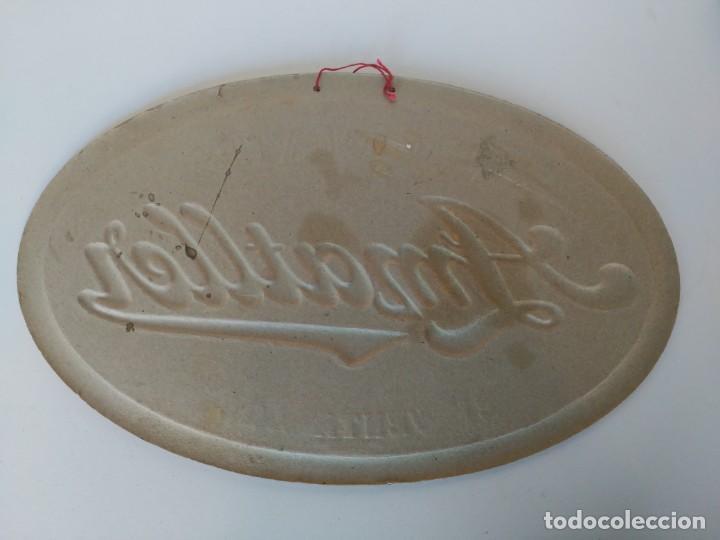 Coleccionismo de carteles: ANTIGUO CARTEL CHOCOLATES AMATLLER - Foto 2 - 145906582