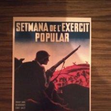 Coleccionismo de carteles: ELS CARTELLS CATALANS DE LA GUERRA CIVIL. Lote 153099877