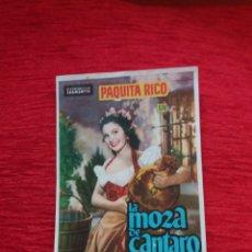 Coleccionismo de carteles: CARTEL DE CINE FORMATO PEQUEÑO. Lote 153825994