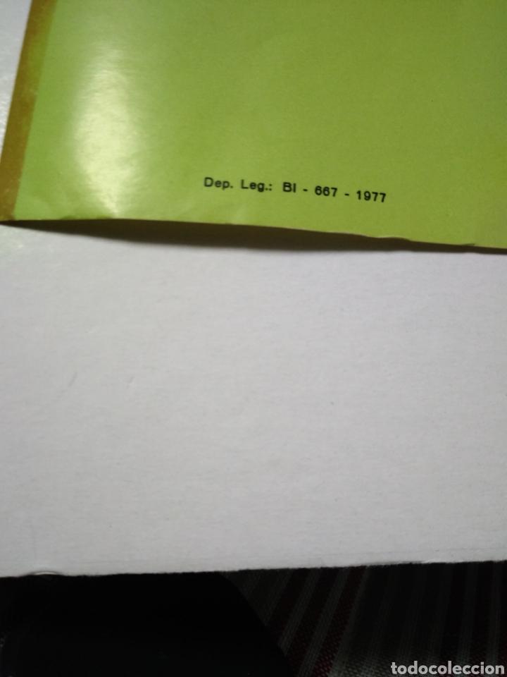 Coleccionismo de carteles: ANTIGUO CARTEL. FEMINISTA. AÑO 1977. LAS MUJERES DE VIZCAYA OS INVITAN. - Foto 2 - 154265842