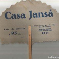 Coleccionismo de carteles: REUS-TARRAGONA. Lote 156647298