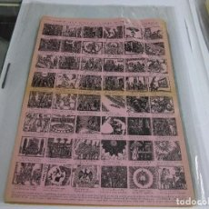Coleccionismo de carteles: ALELUYA - AUCA - AUCA NOVA DEL CARRE DE PETRITXOL - TEXT DE MAURICI SERRAHIMA. Lote 158364006