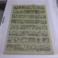 Coleccionismo de carteles: ALELUYA - AUCA - AUCA DE POBLET . Lote 158366010