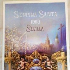 Coleccionismo de carteles: CARTELES DE SEMANA SANTA DE SEVILLA. Lote 158674886