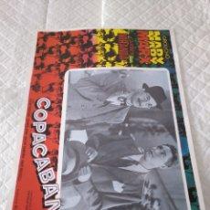 Coleccionismo de carteles: ESCENA PELICULA COPACABANA , GROUCHO MARX CARMEN MIRANDA 24.2X34.3CM. Lote 158946756