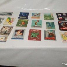 Coleccionismo de carteles: LOTE VARIADO PUBLICIDAD MEDICAMENTOS. Lote 160976494