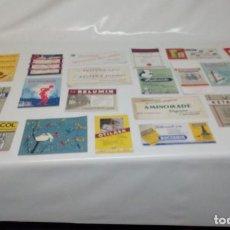 Coleccionismo de carteles: LOTE VARIADO PUBLICIDAD MEDICAMENTOS. Lote 160981322