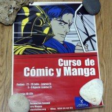 Coleccionismo de carteles: COMIC, MANGA, POP ART, GALAXIAS, VADER, LICHTENSTEIN. Lote 162324818