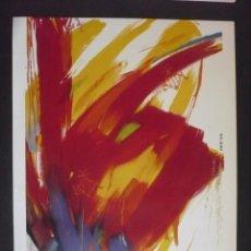 Coleccionismo de carteles: CARTEL FALLAS DE VALENCIA 1983 - 49 X 34 CM. ILUSTRACIÓN DE EQUIP VIAL.. Lote 164494910