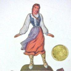 Coleccionismo de carteles: CARTEL TROQUELADO DE NESQUITAS. Lote 169833684