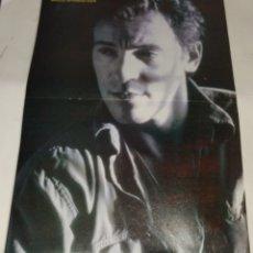 Coleccionismo de carteles: POSTER BRUCE SPRINGSTEEN - LOS ELEGANTES. POPCORN. 28 × 41. Lote 172794695