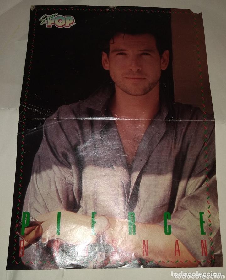 Coleccionismo de carteles: Poster Tom Cruise - Pierce Brosman. Super pop - Foto 2 - 172832633