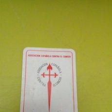 Coleccionismo de carteles: ASOCIACION ESPAÑOLA CONTRA EL CANCER. DECALOGO EUROPEO CONTRA EL CANCER. C8CR. Lote 174153603