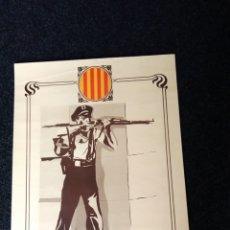 Coleccionismo de carteles: PÓSTER PSC- PARTIT SOCIALISTA DE CATALUNYA. Lote 174498248