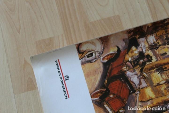 Coleccionismo de carteles: POSTER CON DOS LAMINAS TORRAS DOMENECH MONTPER - Foto 4 - 176487459