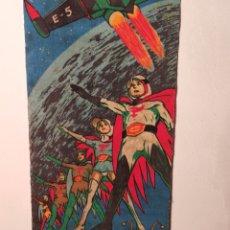 Coleccionismo de carteles: ANTIGUO PÓSTER DE TELA. COMANDO G.. Lote 176507029