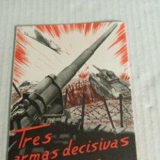 Coleccionismo de carteles: CARTEL PUBLICITARIO. Lote 179058997