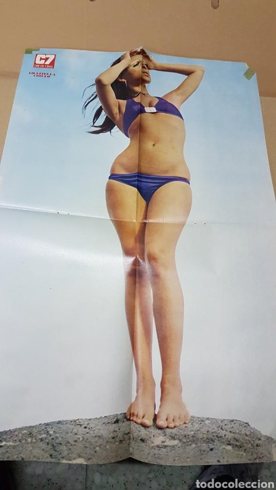 Coleccionismo de carteles: Lote Poster chicas - Foto 3 - 180250200