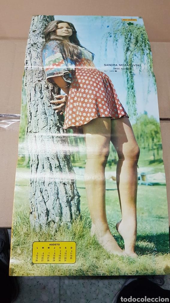Coleccionismo de carteles: Lote Poster chicas - Foto 4 - 180250200