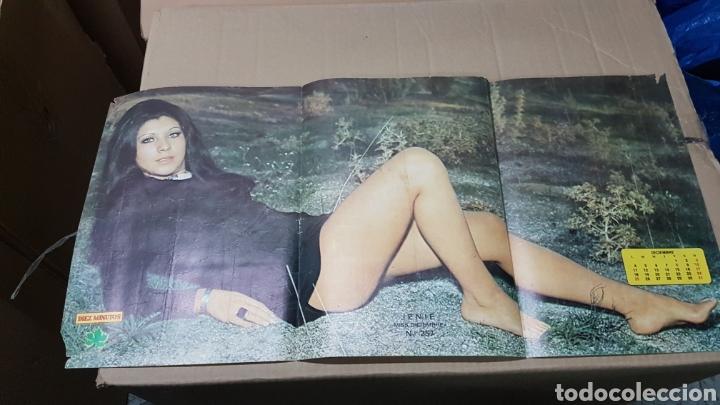 Coleccionismo de carteles: Lote Poster chicas - Foto 5 - 180250200