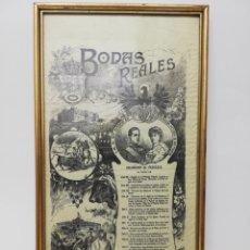 Coleccionismo de carteles: CARTEL PUBLICITARIO. Lote 182115440