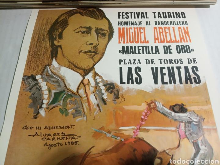 Coleccionismo de carteles: Homenaje a Miguel Abellán - Foto 2 - 183438280