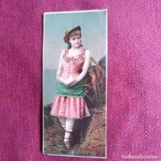 Coleccionismo de carteles: ANTIGUO CARTEL, SIGLO XIX. Lote 183695733