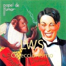 Coleccionismo de carteles: CARTELES PUBLICITARIOS TABACO PUBLICIDAD IMÁGENES CIGARROS PAPEL DE FUMAR MECHEROS CIGARRILLOS. Lote 184051325