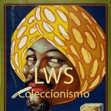 Coleccionismo de carteles: CARTELES PUBLICITARIOS TABACO PUBLICIDAD IMÁGENES CIGARROS PAPEL DE FUMAR MECHEROS CIGARRILLOS. Lote 184051477