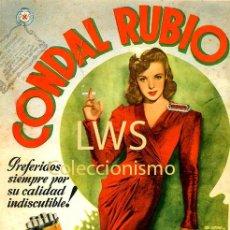 Coleccionismo de carteles: CARTELES PUBLICITARIOS TABACO PUBLICIDAD IMÁGENES CIGARROS PAPEL DE FUMAR MECHEROS CIGARRILLOS. Lote 184051516