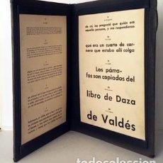 Coleccionismo de carteles: ESCALAS PARA PRUEBA DE VISIÓN PRÓXIMA. (ULLOA ÓPTICO). Lote 190047841