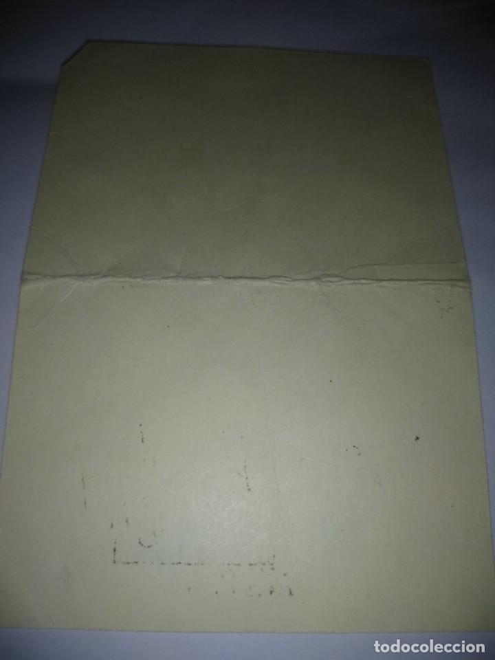 Coleccionismo de carteles: Vale de OKEY ,año 1984 - Foto 3 - 278327673