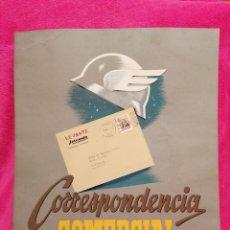 Coleccionismo de carteles: CARTEL PUBLICITARIO ORIGINAL PINTADO. T. DELGADO-II. Lote 191650028