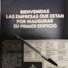 Coleccionismo de carteles: PUBLICIDAD DE SOFICO RENTA.. Lote 194350702
